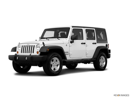 2014 Jeep Wrangler Unlimited Sport in Wichita Falls, TX