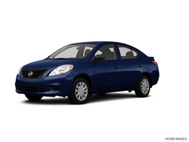 2014 Nissan Versa S Plus in Madison, Tennessee