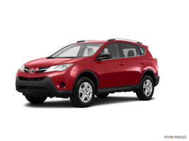 2014 Toyota RAV4 LE in West Springfield, Massachusetts