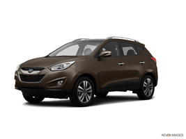 2014 Hyundai Tucson Limited in Wichita Falls, TX