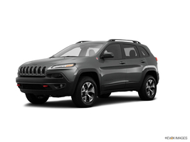 2014 Jeep Cherokee Trailhawk 4WD in Everett, Washington