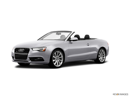 2014 Audi A5 Cabriolet 2.0T Quattro Premium Plus in Rancho Mirage, California