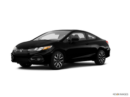 2014 Honda Civic Coupe EX-L NAVI in Newton, New Jersey