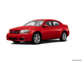 2014 Dodge Avenger SXT in Wichita Falls, TX