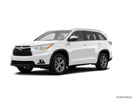 2014 Toyota Highlander XLE in West Springfield, Massachusetts