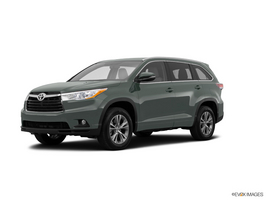 2014 Toyota Highlander LE in West Springfield, Massachusetts