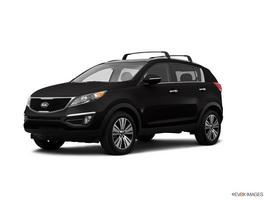 2014 Kia Sportage SX in Wichita Falls, TX