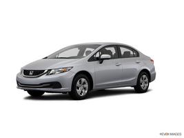 2014 Honda Civic Sedan 4dr CVT LX in Newton, New Jersey