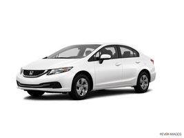 2014 Honda Civic Sedan LX in Wichita Falls, TX