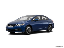 2014 Honda Civic Sedan EX in Newton, New Jersey