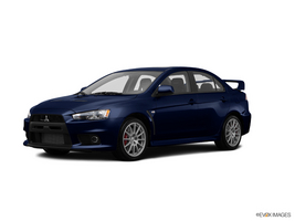 2014 Mitsubishi LANCER EVO GSR in Rahway, New Jersey