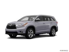 2014 Toyota Highlander 4X4 Limited Platinum in West Springfield, Massachusetts