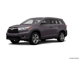 2014 Toyota Highlander Limited Platinum in West Springfield, Massachusetts