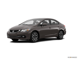 2014 Honda Civic Sedan 4dr CVT EX-L w/Navi in Newton, New Jersey