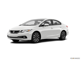 2014 Honda Civic Sedan EXL Navi in Newton, New Jersey