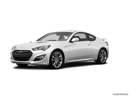 2014 Hyundai Genesis Coupe 3.8 Grand Touring in Wichita Falls, TX