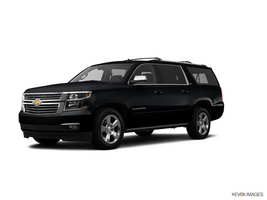 2015 Chevrolet Suburban LTZ in Lake Bluff, Illinois