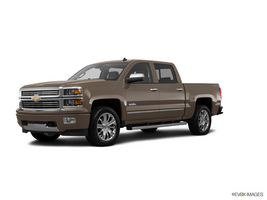2014 Chevrolet Silverado 1500 High Country Crew Cab 4x4 in Vernon, Texas