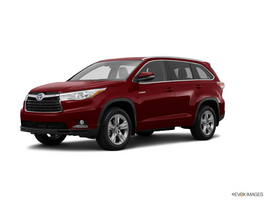 2014 Toyota Highlander Hybrid Limited Platinum in West Springfield, Massachusetts
