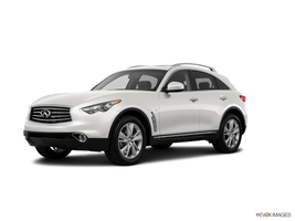 2015 Infiniti QX70 3.7 AWD with Premium and Technology Packages in Charleston, South Carolina