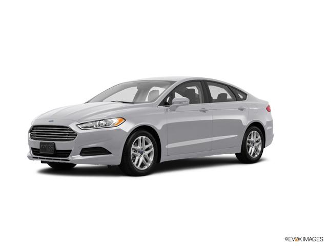 2015 Ford Fusion SE in Ada, Oklahoma