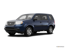 2015 Honda Pilot 4WD 4dr LX in Newton, New Jersey