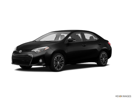 2015 Toyota Corolla S Plus in West Springfield, Massachusetts
