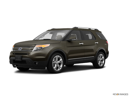 2015 Ford Explorer Limited in Pampa, Texas