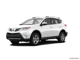 2015 Toyota RAV4 Limited Managers Demo in West Springfield, Massachusetts