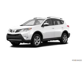 2015 Toyota RAV4 Limited in West Springfield, Massachusetts