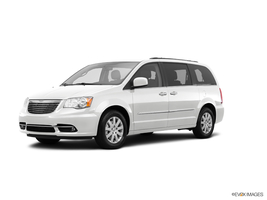 2015 Chrysler Town & Country Limited Platinum in Wichita Falls, TX
