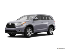 2015 Toyota Highlander Limited Managers Demo in West Springfield, Massachusetts