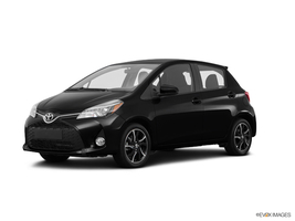2015 Toyota Yaris LE in West Springfield, Massachusetts
