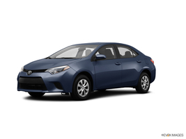 2015 Toyota Corolla L in West Springfield, Massachusetts