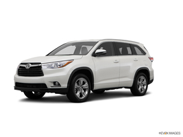 2015 Toyota Highlander Limited Platinum in West Springfield, Massachusetts