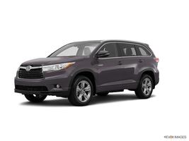 2015 Toyota Highlander Hybrid Limited Platinum in West Springfield, Massachusetts